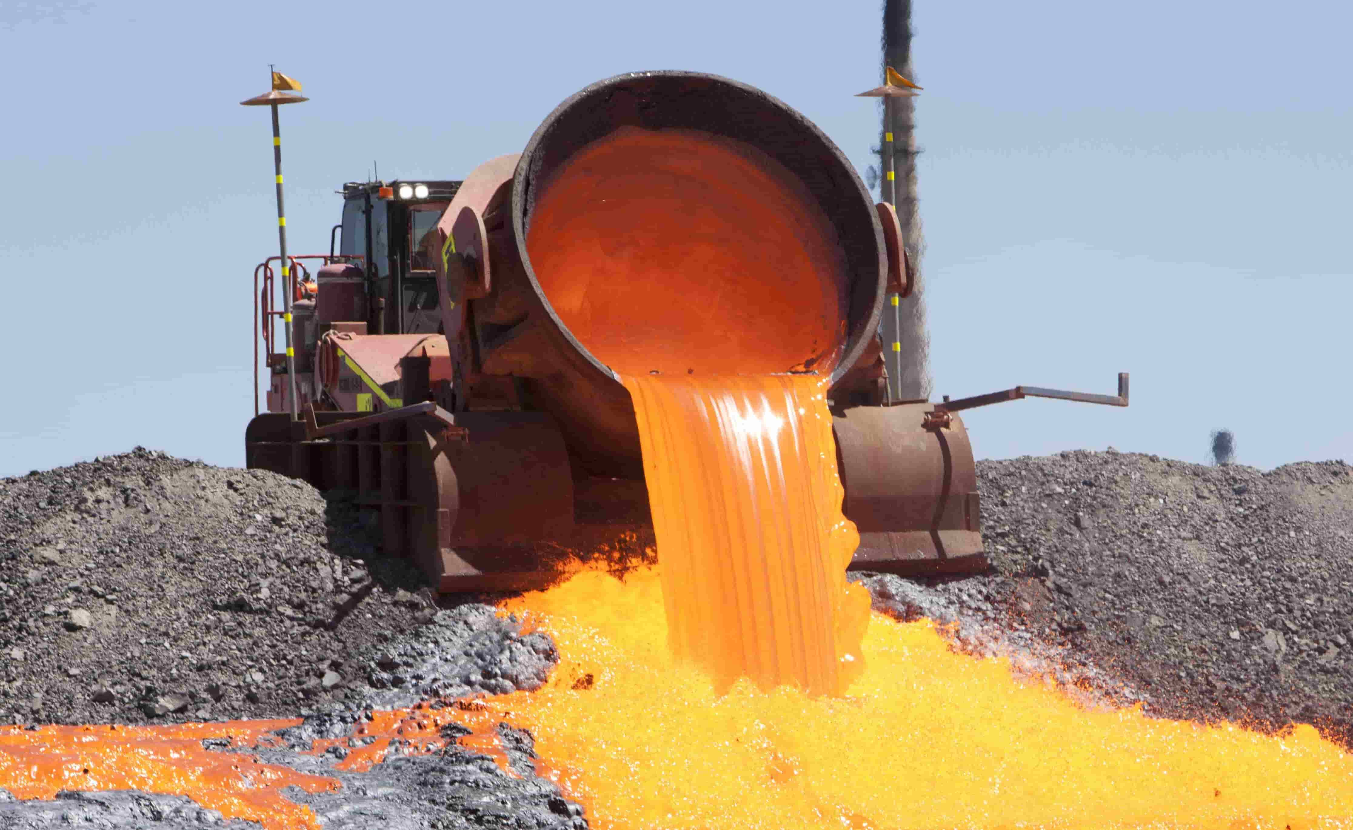 Press Release : Latest Trends and Technologies of Utilizing Iron & Steel  Slag in Environmental Applications